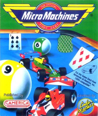 2-Micro Machines (1991)